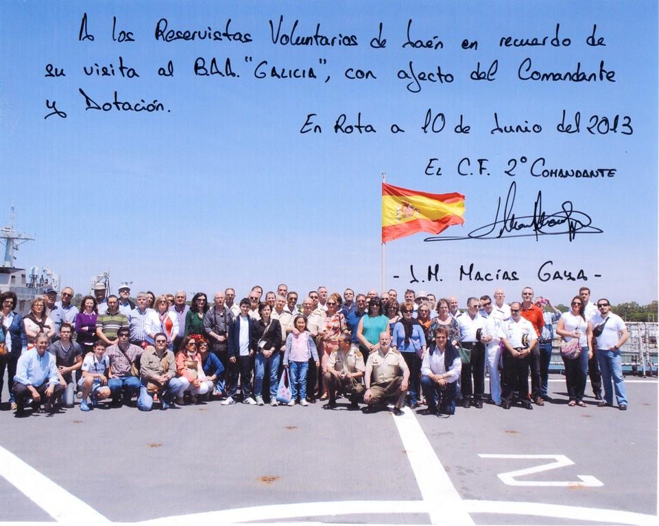 BAA Galicia Foto Familia